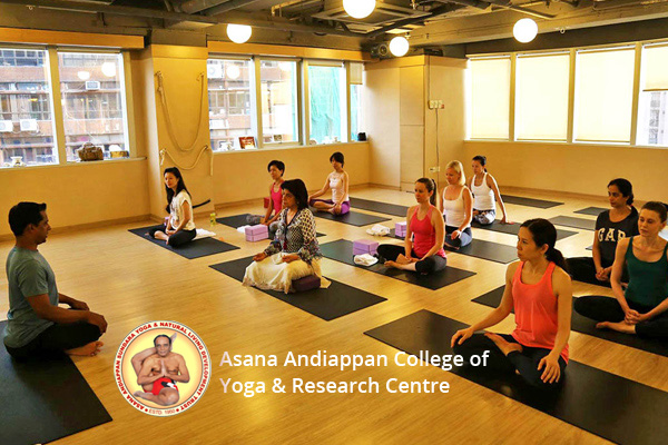 Asana Andiappan College of Yoga and Research Centre