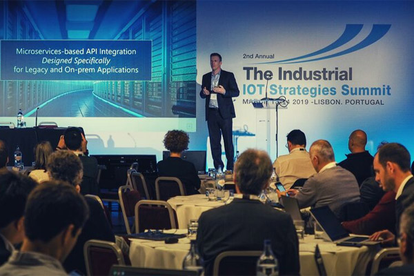 The industrial iiot strategies summit